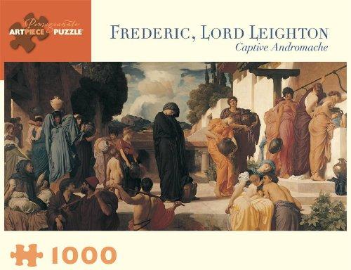 9780764956218: Frederic, Lord Leighton: Captive Andromache (Pomegranate Artpiece Puzzle)