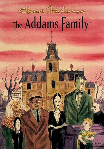 9780764956379: Addams Family 5 X 7 Notepad