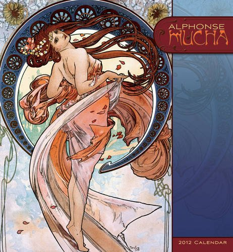 Alphonse Mucha 2012 Calendar (Wall Calendar): Alphonse Mucha
