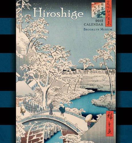 9780764956928: Hiroshige 2012 Calendar (Wall Calendar)