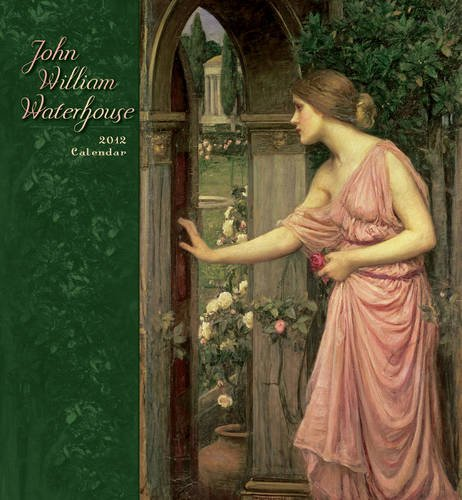 9780764957079: John William Waterhouse, 2012 (Wall Calendar)