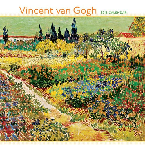 9780764957123: Vincent van Gogh 2012 Calendar