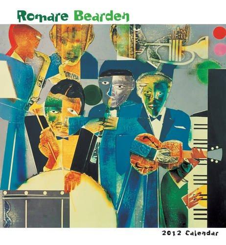 9780764957352: Romare Bearden 2012 Calendar