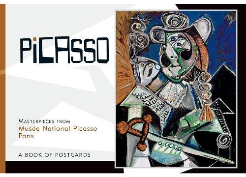 9780764957468: Pablo Picasso Postcard Bk