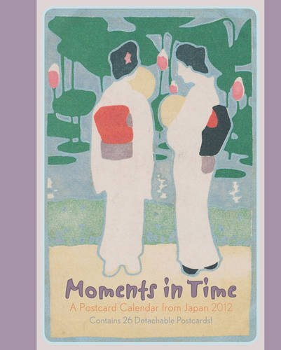 Moments in Time: A 2012 Postcard Calendar from Japan (0764957546) by Boston Museum of Fine Arts