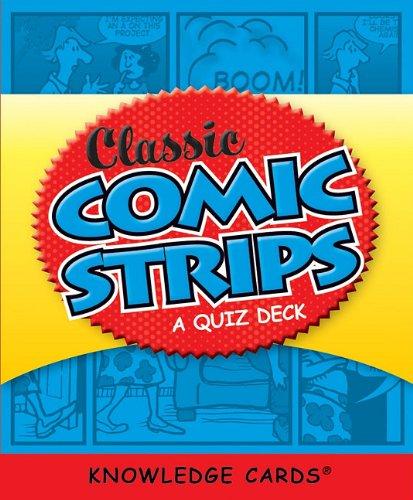 9780764957697: Flsh Card-Classic Comic Strips