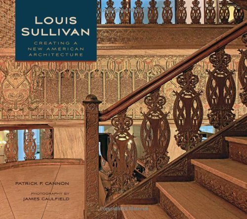 Louis Sullivan 9780764957710 On the eve of the twentieth century, Chicago was rapidly outgrowing its borders. Architect Louis Henry Sullivan (American, 1856-1924) an