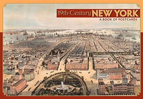 19th Century New York Postcard: Museum of the City of New York [Foreword]