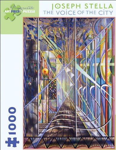 9780764958090: Joseph Stella - the Voice of the City: 1,000 Piece Puzzle