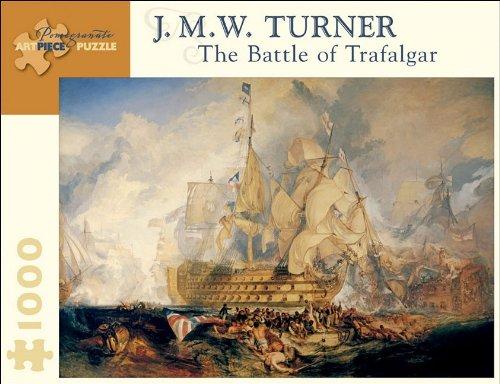 9780764958175: Battle of Trafalgar 1000 Piece (Pomegranate Artpiece Puzzle)