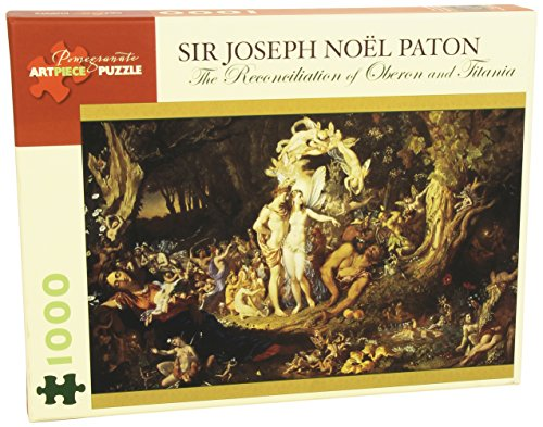 9780764958205: Reconciliation of Oberon & Tit (Pomegranate Artpiece Puzzle)
