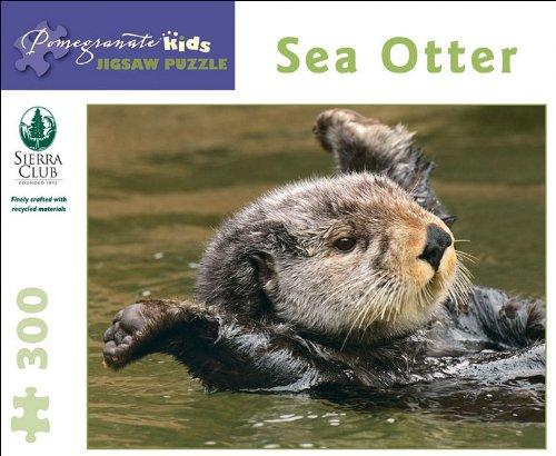 9780764958243: Sierra Club - Sea Otter: 300 Piece Puzzle