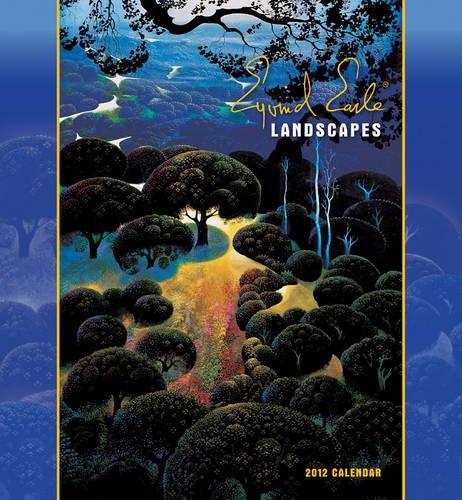 9780764958472: Eyvind Earle Landscapes Calendar