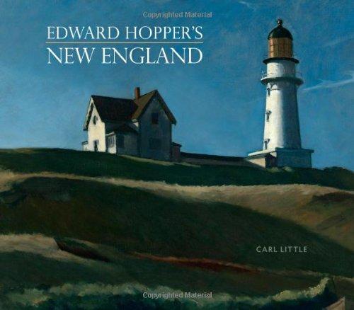 9780764958489: Edward Hopper's New England A191