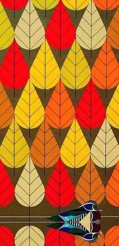 9780764958540: Charley Harper: Octoberama 4 X 9