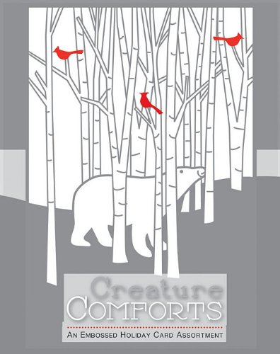 9780764959103: Boxed Holiday Cards: Creature Comforts