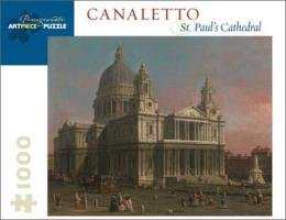 9780764959486: St. Pauls Cathedral: 1,000 Piece Puzzle
