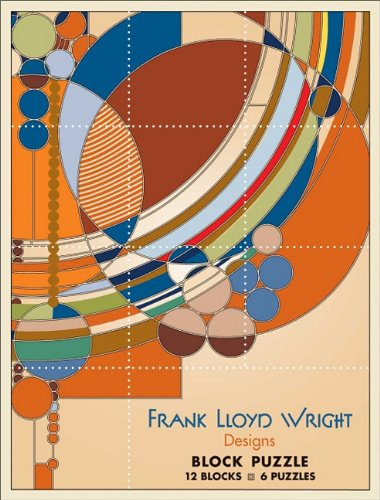 9780764959523: Frank Lloyd Wright Designs Blo
