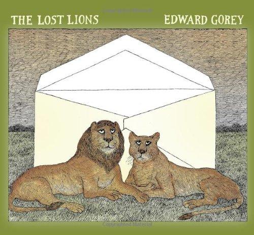 Lost Lions the A199 (Hardback): Edward Gorey