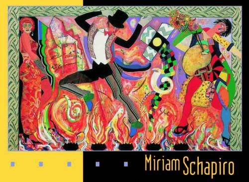 Miriam Schapiro [With 20 Envelopes]