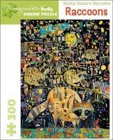 9780764959752: Raccoons 300-Piece Jigsaw Puzzle Jk013 (Pomegranate Kids Jigsaw Puzzle)