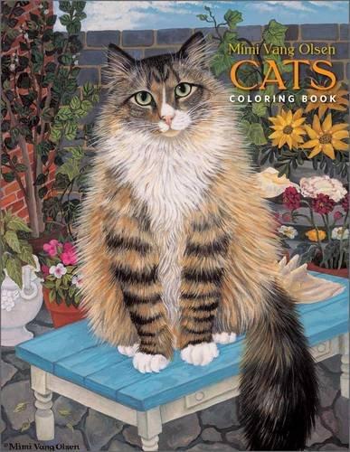 9780764959806: Mimi Vang Olsen Cats Coloring Book