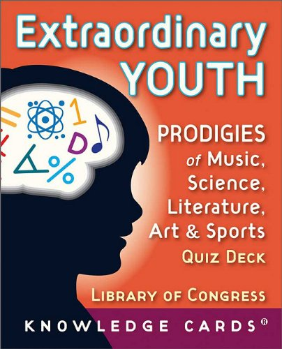 9780764959820: Exraordinary Youth Knowledge Cards