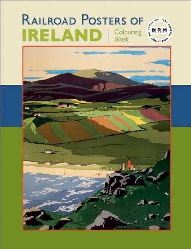 9780764959837: Railroad Posters Ireland: National Railway Museum, York (Railroad Posters Of...)