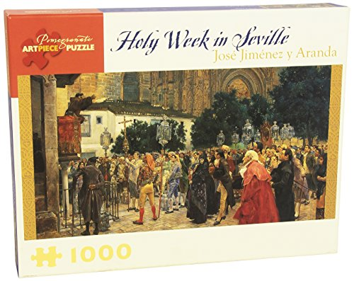 9780764959875: Holy Week in Seville