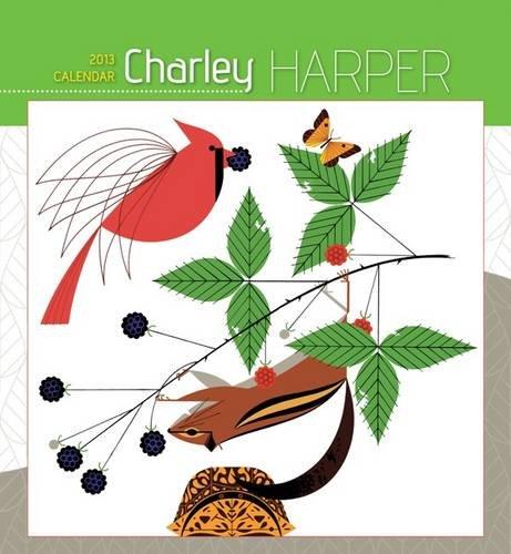 9780764960345: Charley Harper Calendar 2013