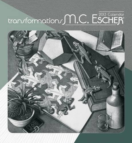 Transformations M. C. Escher Calendar 2013