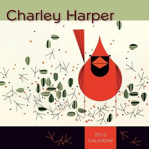 9780764960390: Charley Harper 2013 Calendar