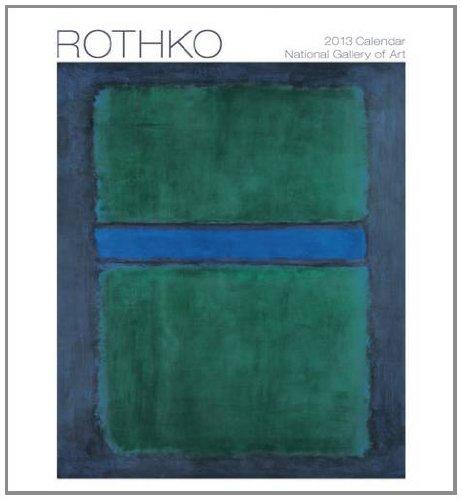 9780764960574: Rothko Calendar 2013