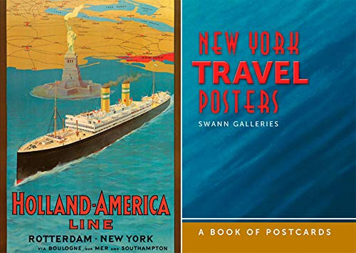 9780764960840: New York Travel Posters: A Book of Postcards