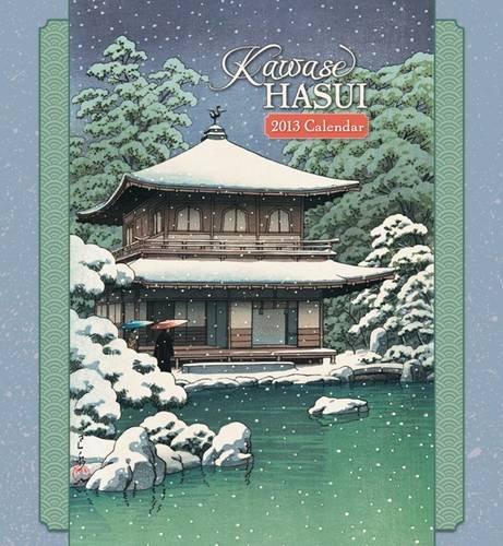 9780764961205: Kawase Hasui Calendar 2013