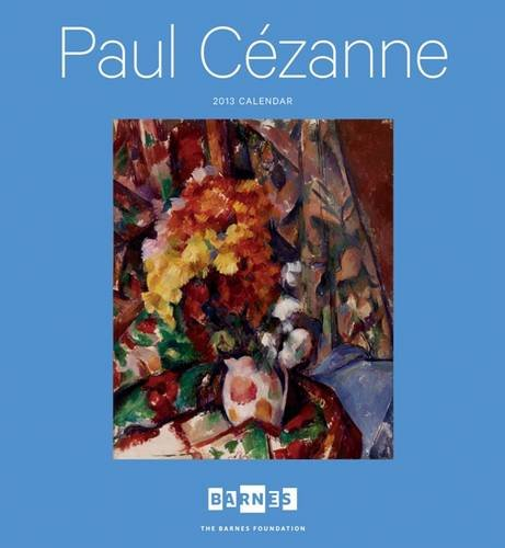 9780764961229: Paul Cezanne 2013 Calendar