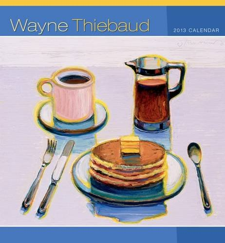 9780764961311: Wayne Thiebaud 2013 Calendar