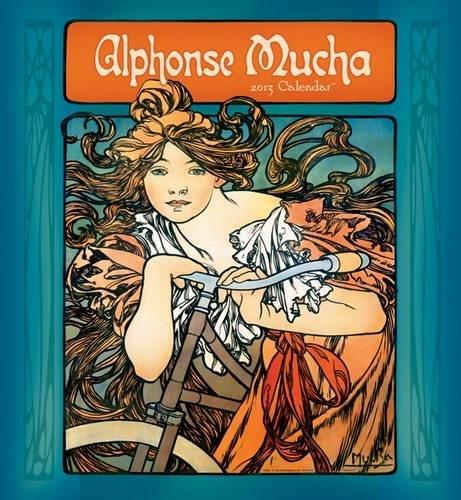 Alphonse Mucha Calendar 2013: Alphonse Mucha