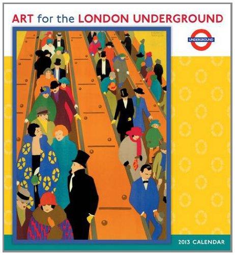 9780764961441: Art for the London Underground Calendar 2013