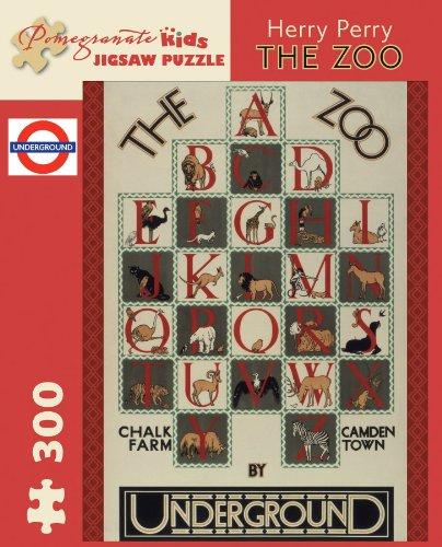 9780764961649: Zoo 300-Piece Jigsaw Puzzle