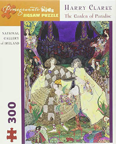 9780764961656: The Garden of Paradise: 300 Piece Puzzle