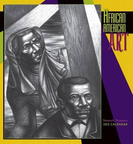 9780764961885: African American Art 2013 Calendar