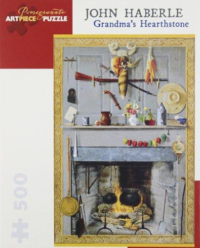 9780764961922: Grandma's Hearthstone: 500 Piece Puzzle