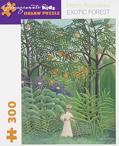 9780764962141: Exotic Forest 300-piece Jigsaw Puzzle