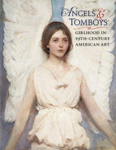 9780764963292: Angels and Tomboys - Girlhood in Nineteenth-Century American Art
