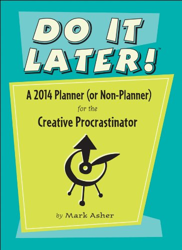 9780764963575: Do It Later! 2014 Planner