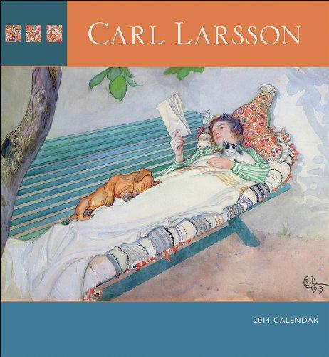 9780764963599: Carl Larsson 2014 Calendar