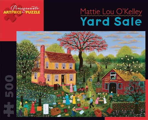 9780764963667: Yard Sale: 500 Piece Puzzle (Pomegranate Artpiece Puzzle)