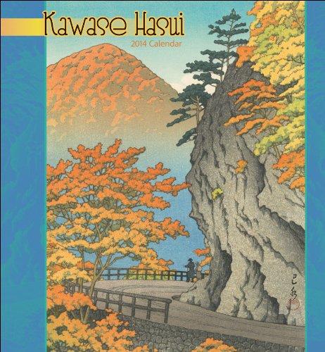 9780764963704: Kawase Hasui Calendar 2014
