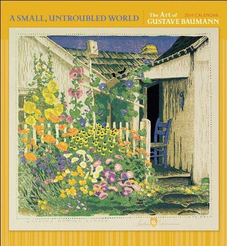 9780764963872: Gustave Baumann 2014 Calendar